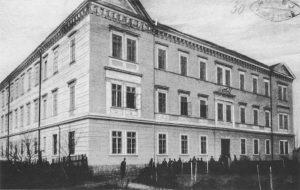 Higher Real Gymnasium in Carlstadt, Croatia