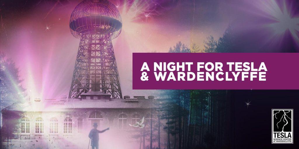TSCW Gala 2019: A Night for Tesla & Wardenclyffe - Tesla